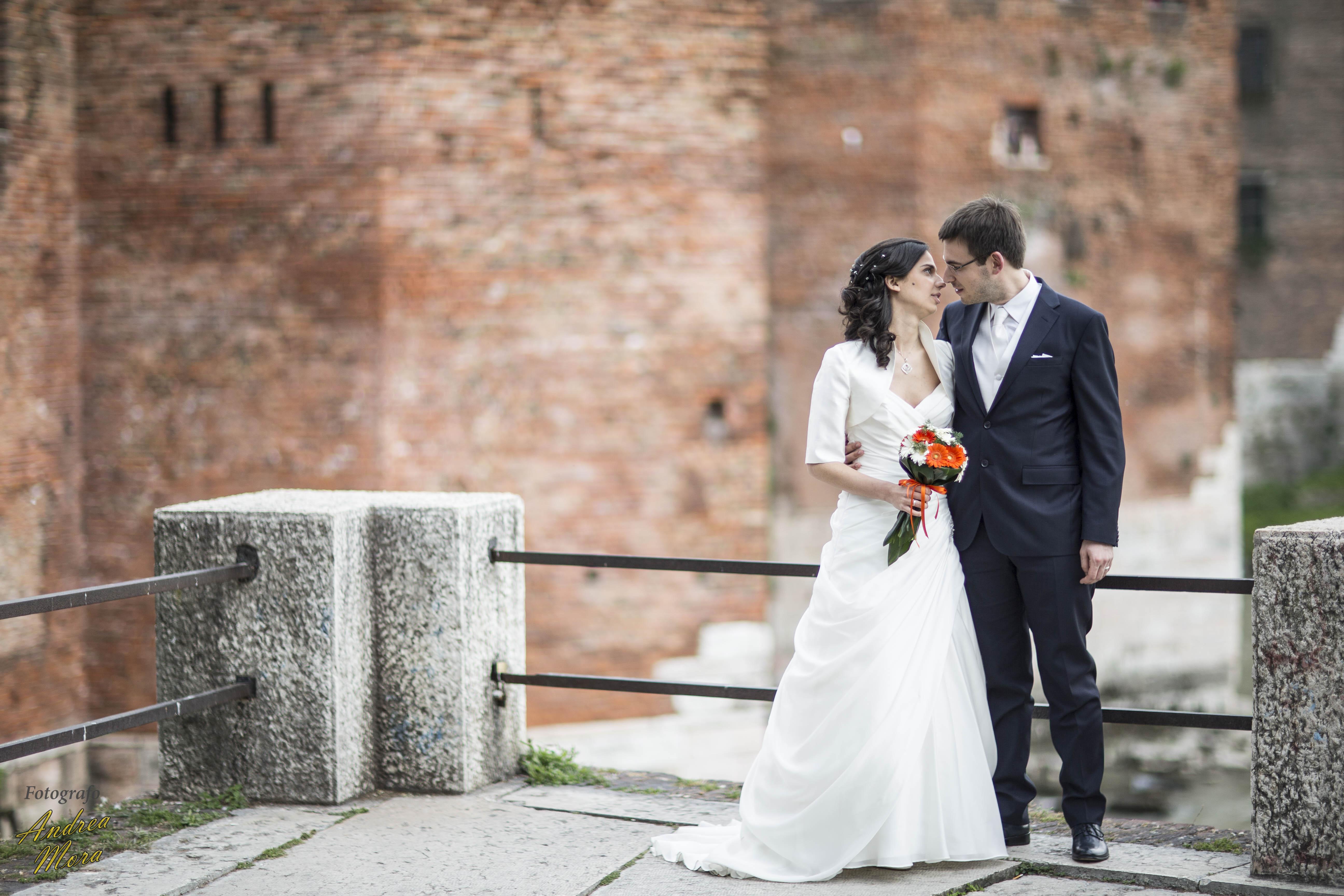 Matrimonio In Verona : Daniela sposi servizio fotografico verona e sirmione per